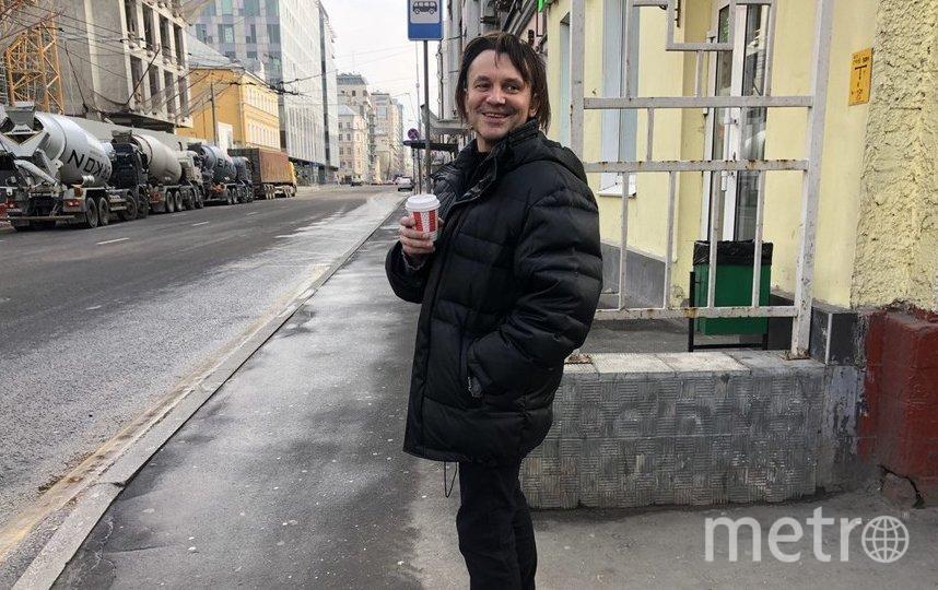 """Алексей. Фото Мария Беленькая, """"Metro"""""""