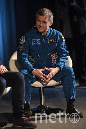 Лётчик-космонавт, Герой России Андрей Борисенко. Фото Getty