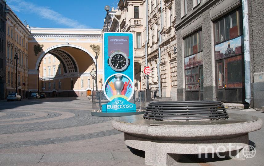 "Петербург в период самоизоляции. Фото Анна Лутченкова, ""Metro"""