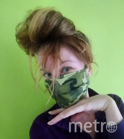 Под хештэгом #Masks4All люди делятся в социальных сетях своими лучшими фотографиями в масках. Фото Instagram @klarisa.cz