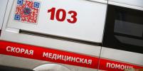На стройке инфекционной больницы в Новой Москве произошёл пожар