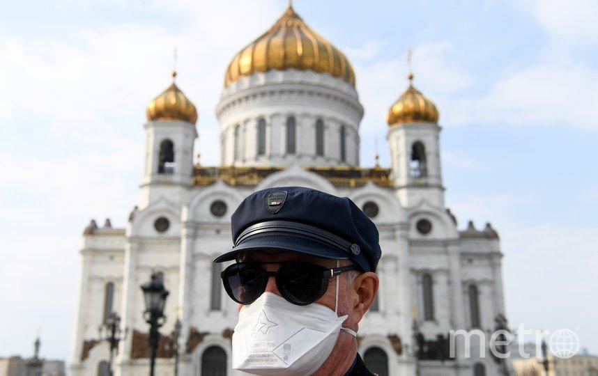 На следующей неделе в Москве ожидается до 15 градусов тепла. Фото AFP
