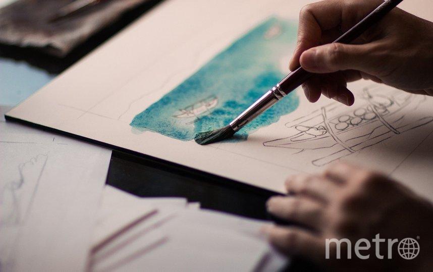 Займитесь творчеством. Фото pixabay.com
