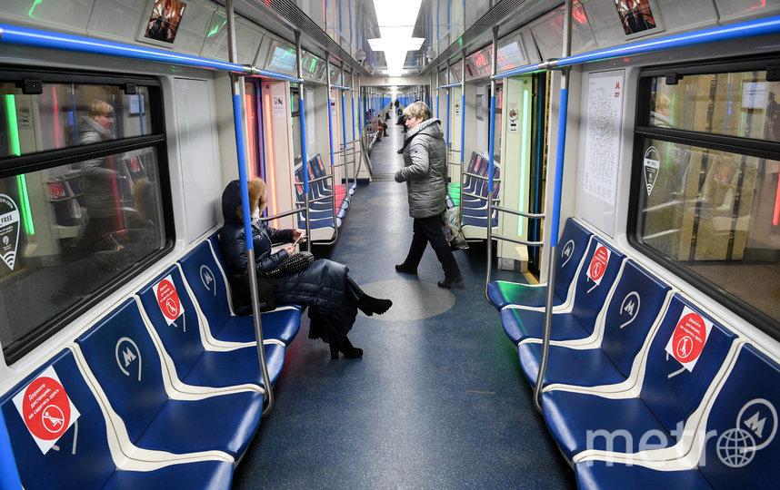 Вся система метро – мосметро, МЦК и МЦД – продолжит работу в режиме рабочего дня. Фото AFP