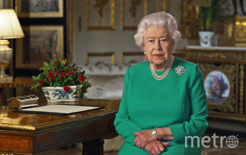 Елизавета II обратилась к нации. Фото AFP