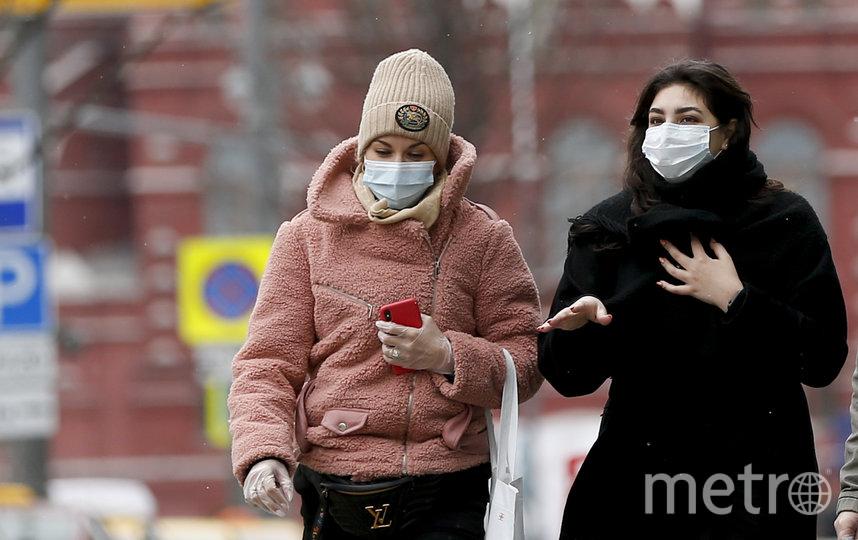 Москва готова к введению умной системы контроля режима самоизоляции. Фото Getty