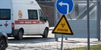 В Петербурге выявлено 35 новых случаев коронавирусной инфекции