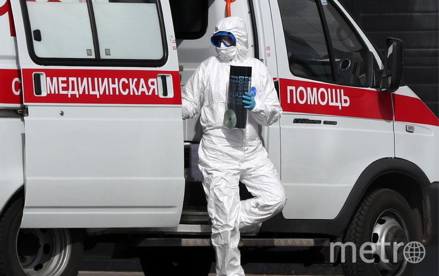 В Москве число вылечившихся от COVID-19 увеличилось до 206. Фото Getty