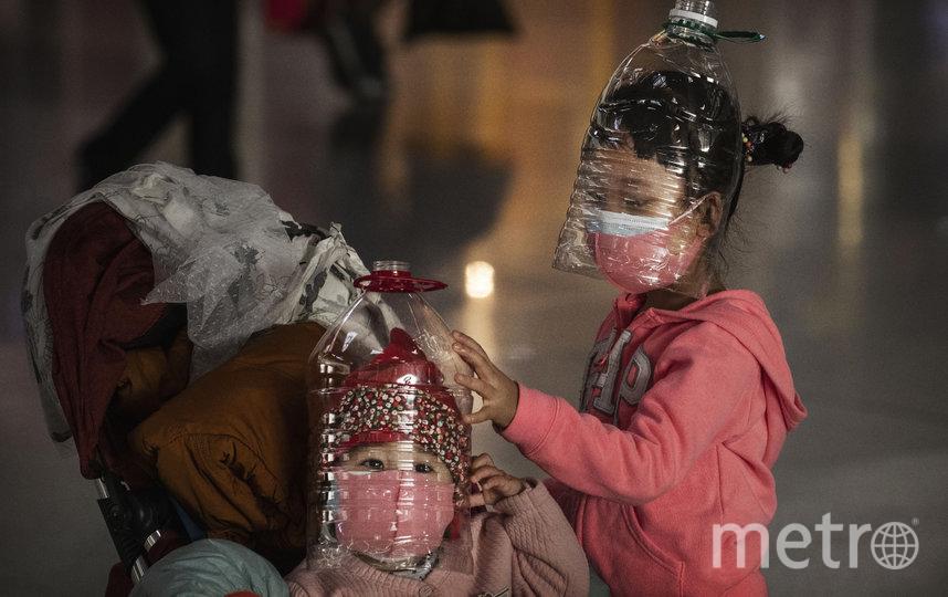 Metro нашло самые яркие самодельные маски и делится ими с вами. Фото Getty