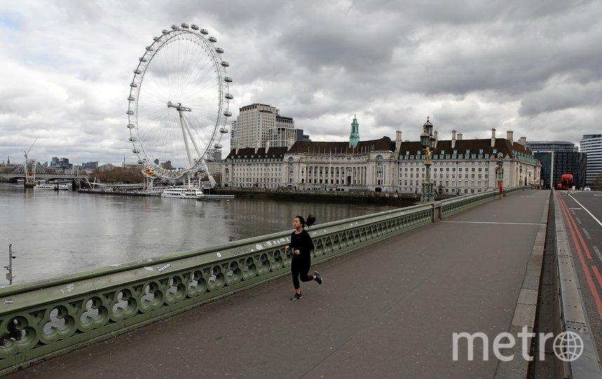 Лондон, Великобритания. Фото AFP