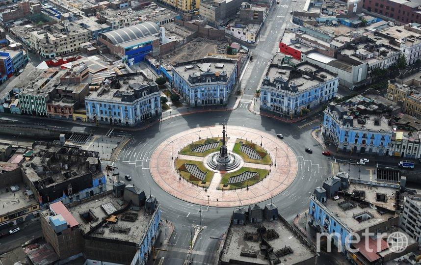 Лима, Перу. Фото AFP