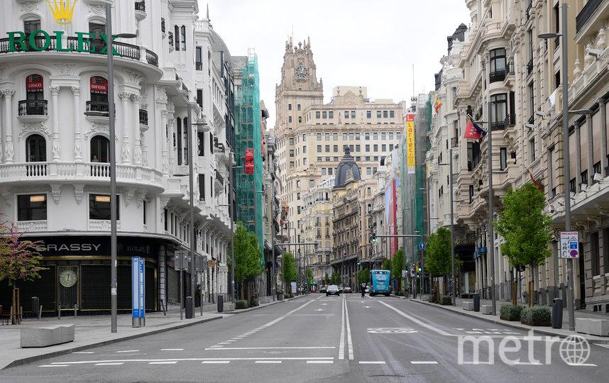 Мадрид, Испания. Фото AFP