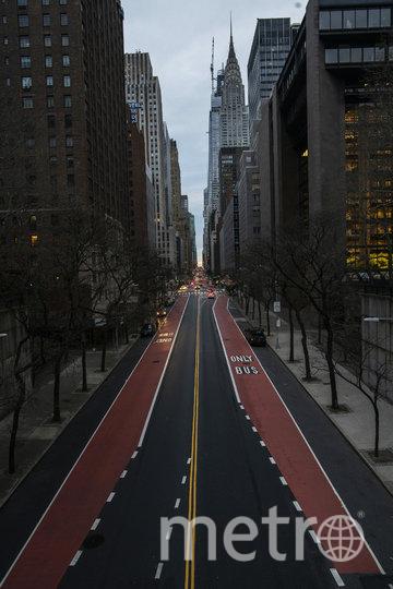 Нью-Йорк, США. Фото AFP