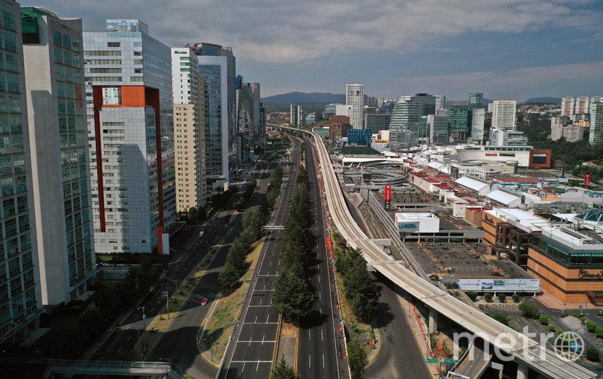 Мехико, Мексика. Фото AFP