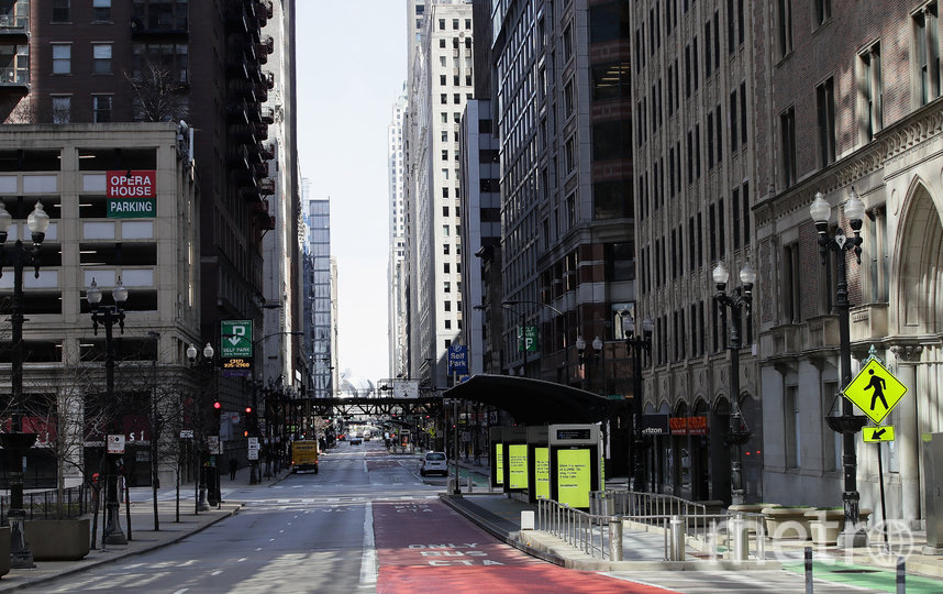 Чикаго, Иллинойс, США. Фото AFP