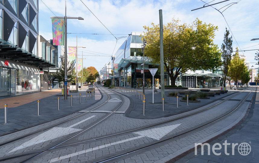Крайстчерч, Новая Зеландия. Фото Getty