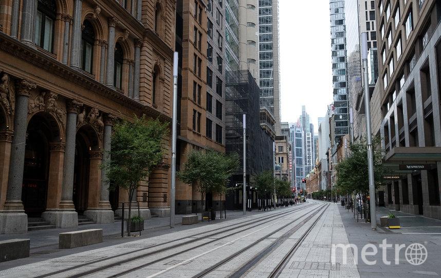 Сидней, Австралия. Фото Getty