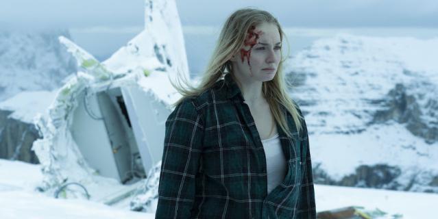 """Кадр из сериала """"Выжить""""."""