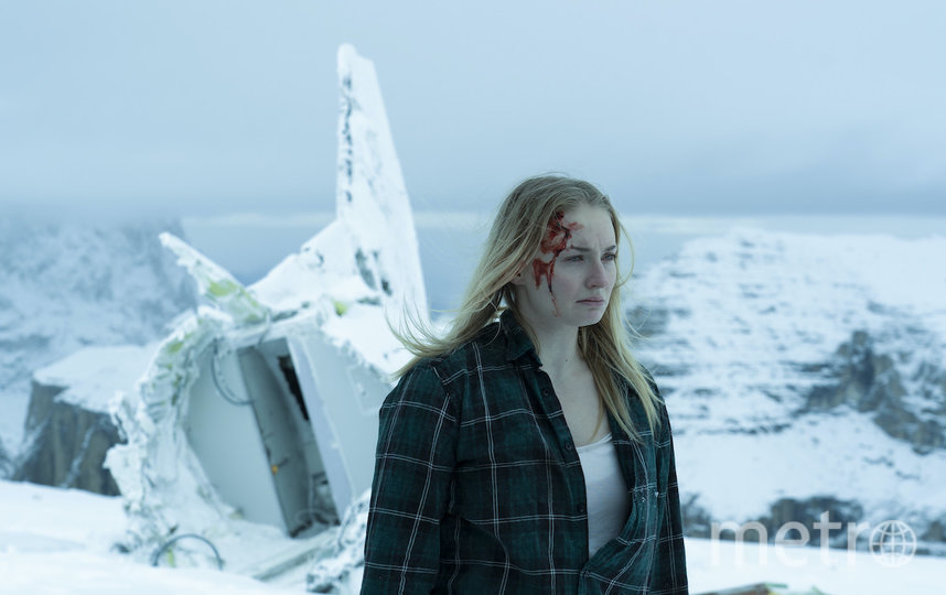 """Кадр из сериала """"Выжить"""". Фото Quibi"""