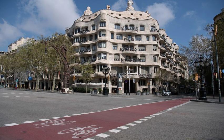 Барселона, Испания. Фото AFP