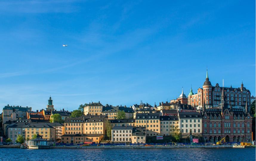 "Стокгольм. Фото архив, ""Metro"""