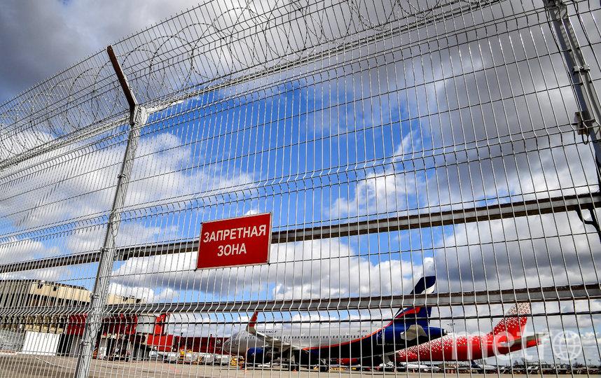 Россия возобновила авиарейсы для вывоза своих граждан из зарубежных стран. Фото AFP