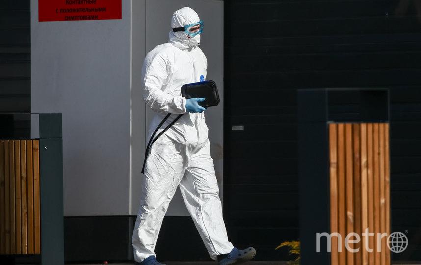 В столице скончались ещё два пациента с подтверждённой новой коронавирусной инфекцией. Фото Getty