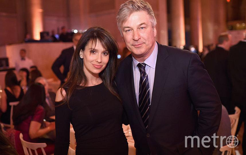 Алек и Хилария Болдуин. Фото Getty