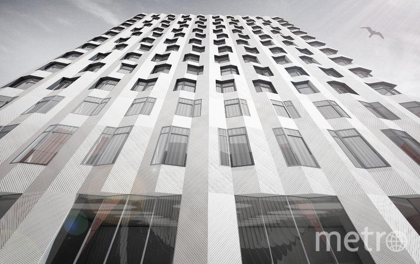 """Проект. Фото DNK ag, предоставлено Москомархитектурой, """"Metro"""""""