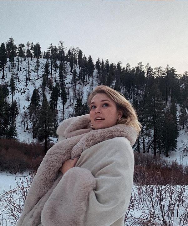 Соня Киперман. Фото Скриншот Instagram: @sonyaxkiperman