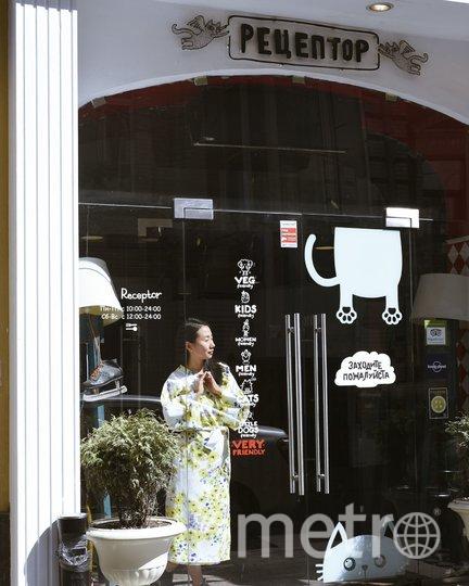 """Надежда Пак, совладелица сети ресторанов """"Рецептор"""". Фото предоставлено героиней материала, """"Metro"""""""