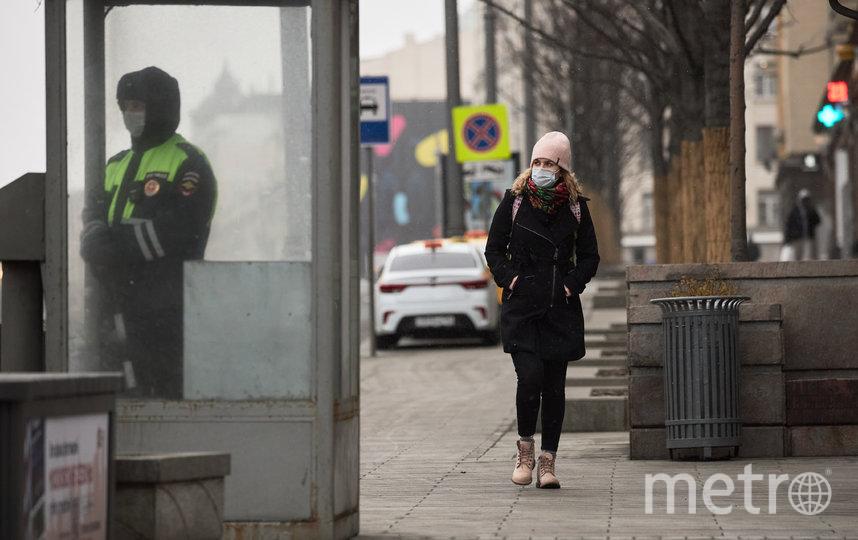 Более 145 тысяч человек за месяц сдали анализ на коронавирус в Москве. Фото Getty