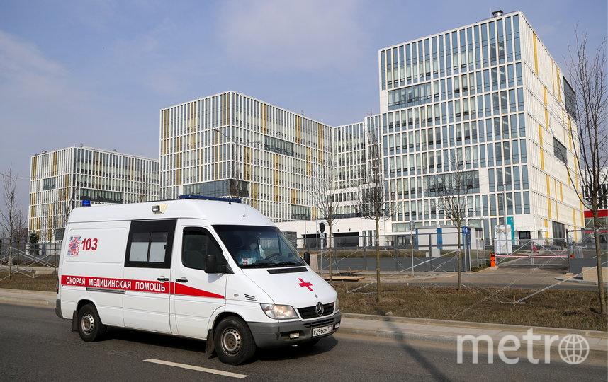 В Оперштабе рассказали о новых заболевших коронавирусом в Москве. Фото Getty