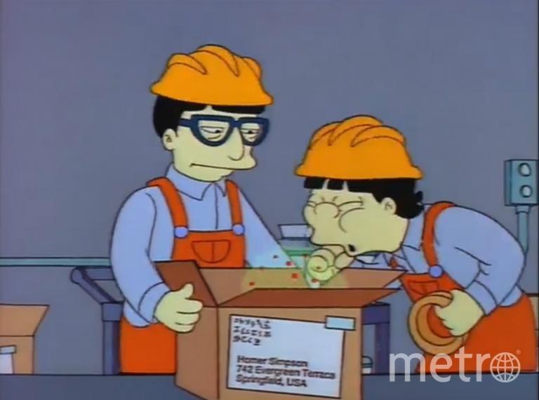 """Кадр из мультсериала """"Симпсоны"""". Фото скриншот youtube.com/watch?v=WLCZiNalMzQ&app=desktop"""