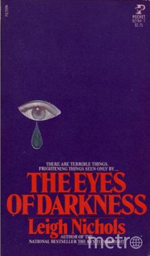 "Обложка романа ""Глаза Тьмы"". Фото wikipedia.org"