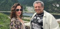 71-летний Борис Грачевский стал отцом в четвёртый раз