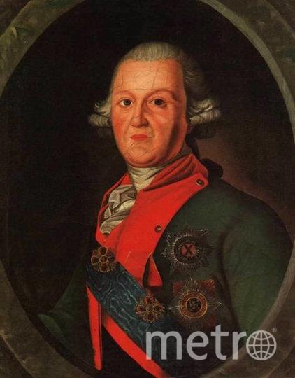 "Портрет Петра Еропкина, XVIII век, художник неизвестен. Фото ""Metro"""