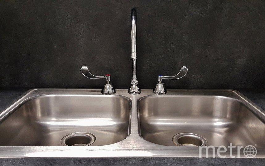 Мытьё посуды может помочь справиться со стрессом. Фото pixabay