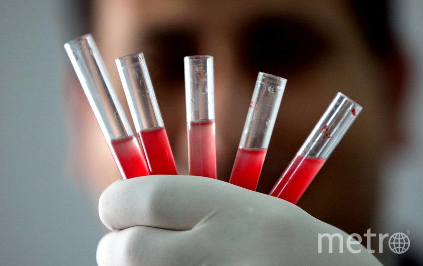 В Москве пациентам с коронавирусом сделали переливание плазмы переболевших доноров. Архивное фото. Фото Getty