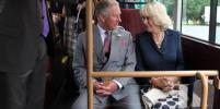 15 лет вместе: Смешные фото принца Чарльза и Камиллы