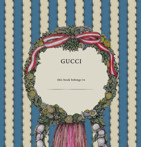 Книгу можно скачать на сайте бренда. Фото скриншот: Gucci.com