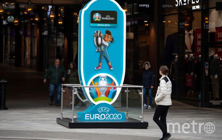 Больше всего матчей Евро-2020 примет Лондон. Фото Getty