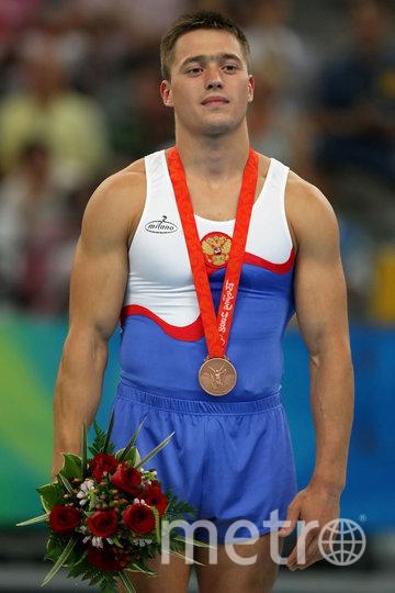 Антон Гололоцуцков  – призёр Олимпийских игр и чемпионатов мира, чемпион Европы.