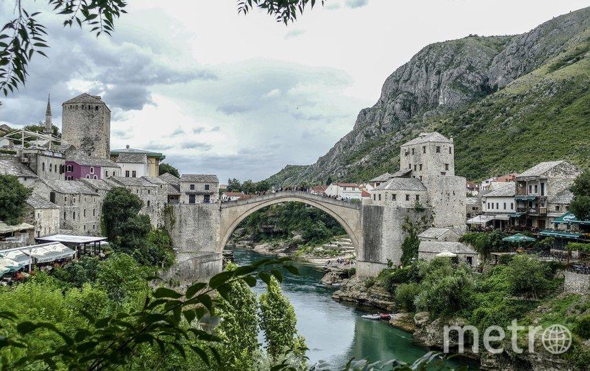 Босния и Герцеговина. Фото Pixabay
