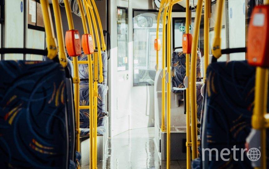 """Движение транспорта изменилось с начала апреля. Фото СПб ГУП """"Пассажиравтотранс"""", """"Metro"""""""