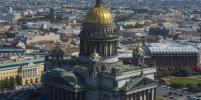 В пятницу Петербург ожидает снег и похолодание