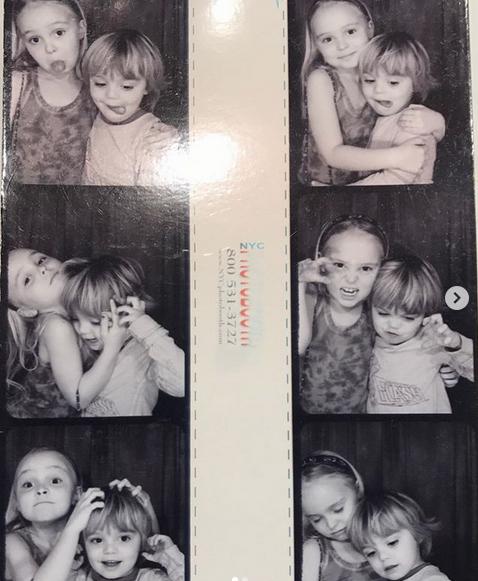 Лили-Роуз и Джек Депп. Фото скриншот: instagram.com/lilyrose_depp/