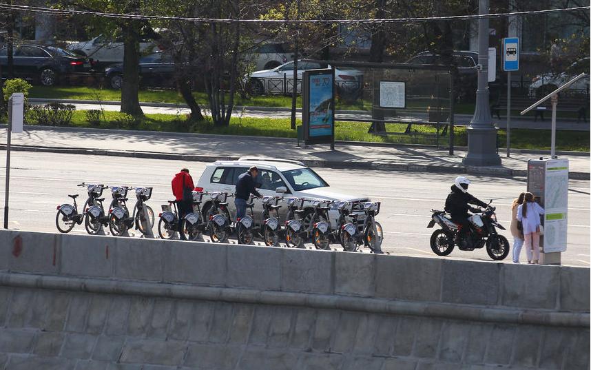 Велопрокат, архивное фото. Фото Василий Кузьмичёнок
