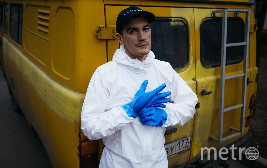 Александр Гудков. Фото предоставлено пресс-службой