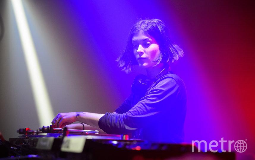 Julia Govor закрывала фестиваль электронной музыки Alfa Future People Snow Edition, который ежегодно проходит в Розе Хутор. Фото Предоставлено организаторами